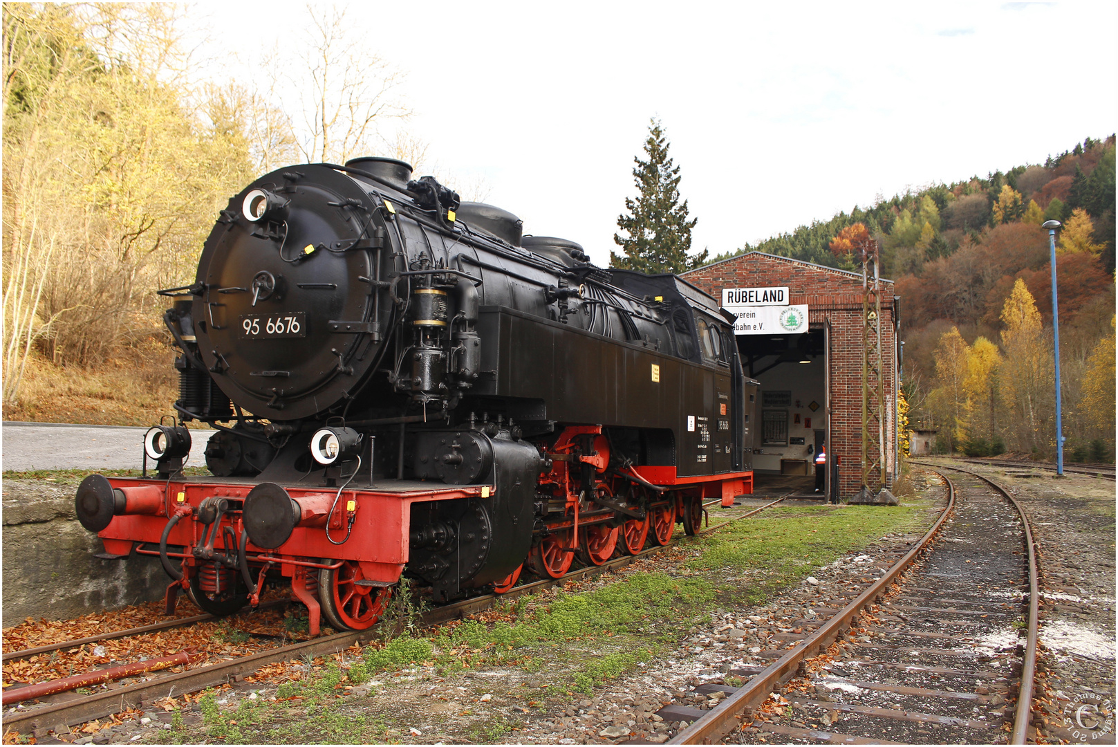 Den Wandel der Harzbahn...