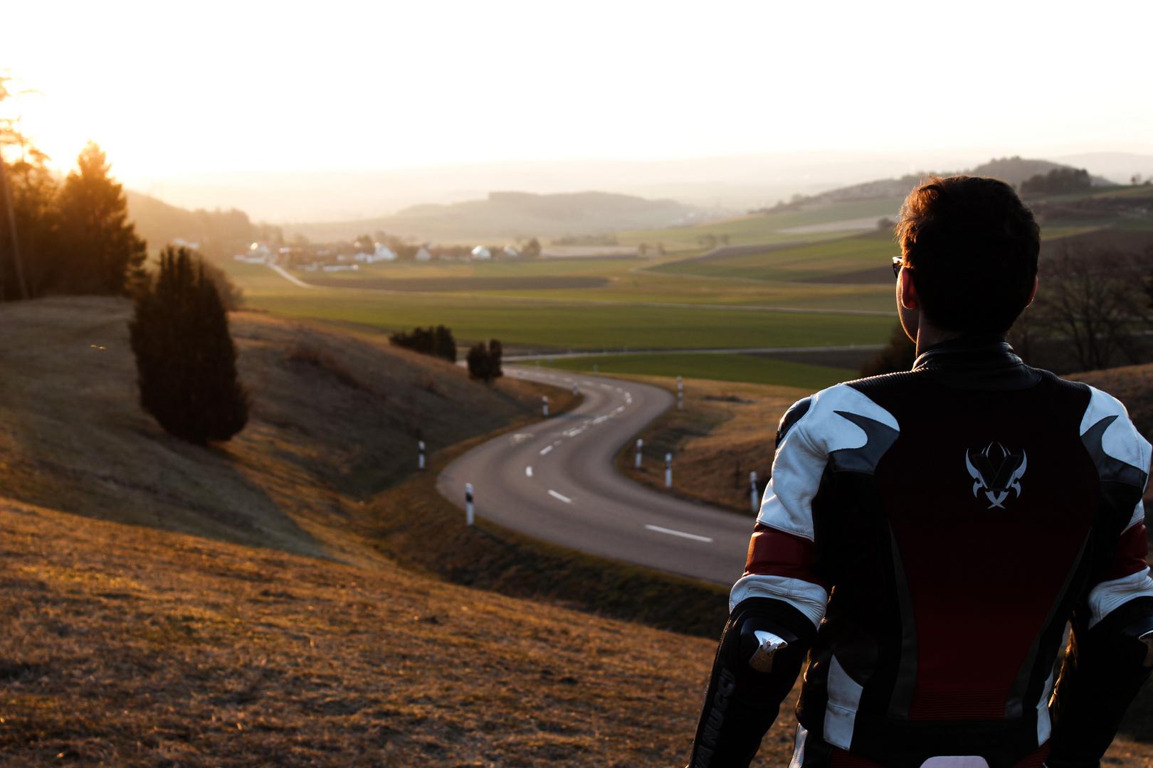 Den Weg vor Augen