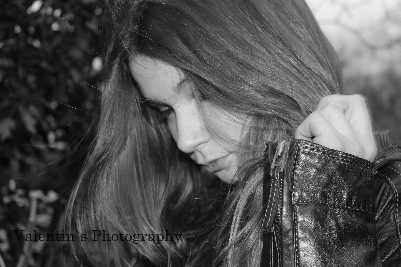 Den Wind im Haar