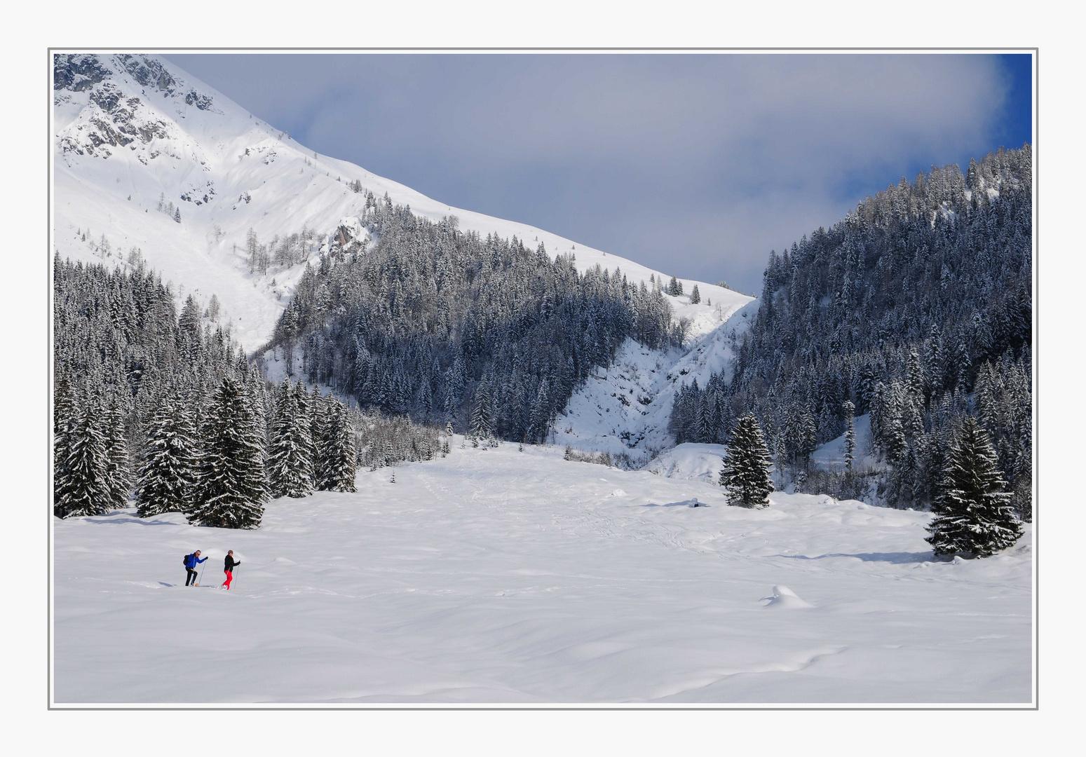 Den Winter so richtig genießen - Werfenweng - Wengerau