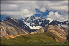Denali | the power of light and colors |