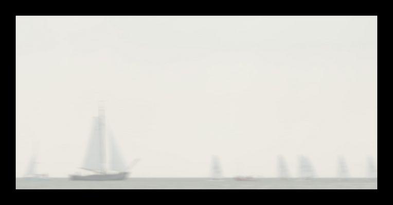 Denke dir ein Bild weites Meer