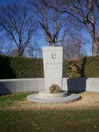 Denkmal der Airborne 101 auf dem Arlington Ehrenfriedhof