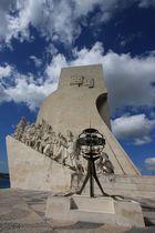 Denkmal der Entdecker Lissabon
