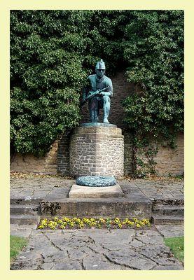 Denkmal der Goslarer Jäger
