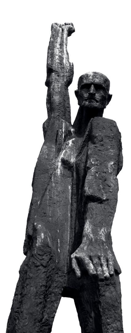 Denkmal des Mauthausen Memorial