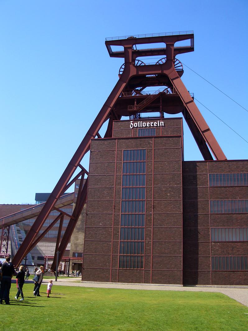 Denkmal des Ruhrpotts