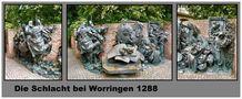 Denkmal einer Schlacht von Günter Walther