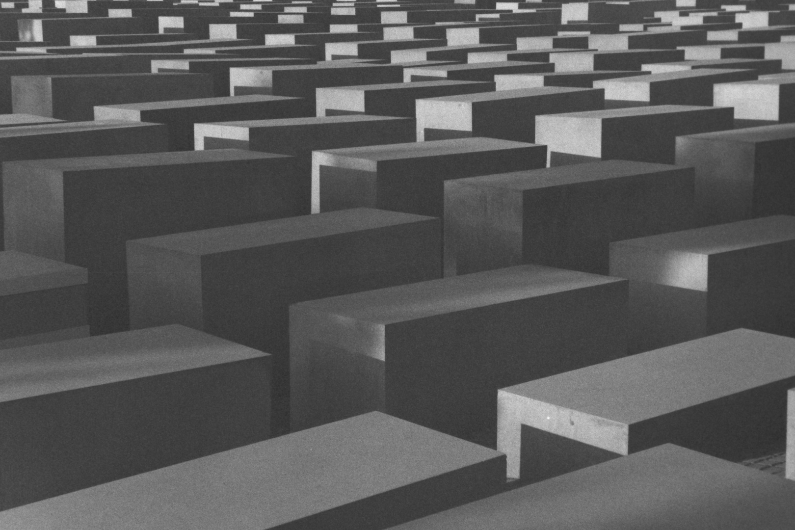 Denkmal für die ermordeten Juden Europas - Holocaust-Mahnmal