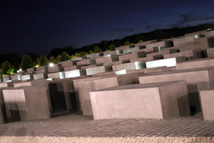 denkmal für die ermordeten Juden in Europa , Berlin