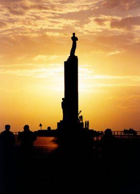Denkmal in Oostende