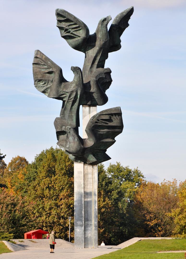 Denkmal in Stettin