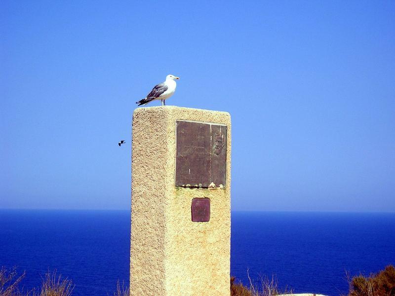 Denkmal von Jule Verne