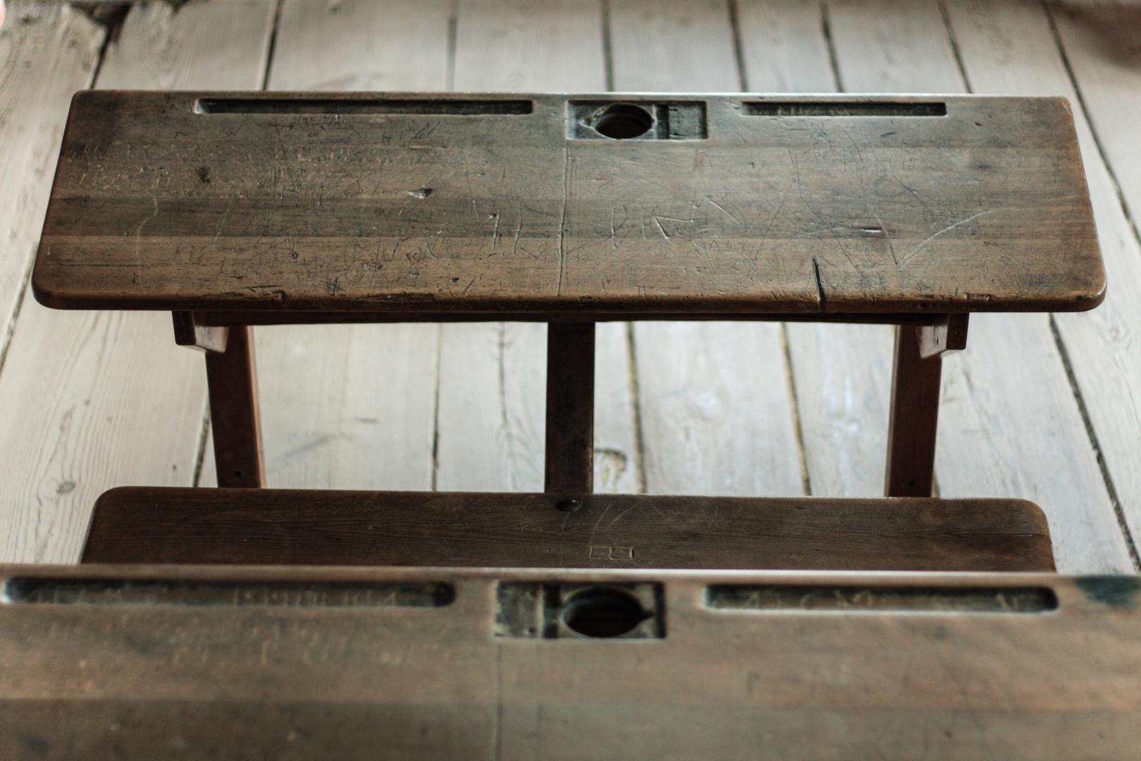 Denkmalschutz Holz III - Geliebt & Gehasst