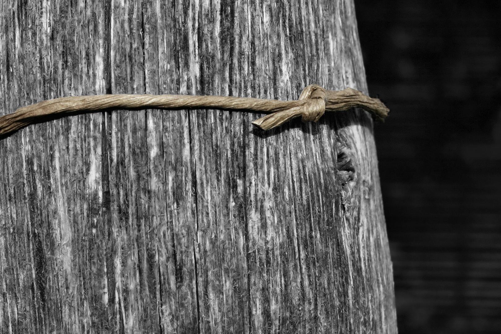 Denkmalschutz - Holz IV - Bündnis