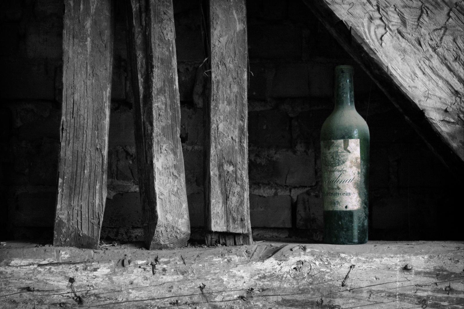 Denkmalschutz Holz VIII - Nischenprodukt