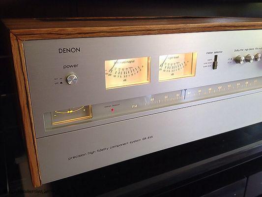 Denon GR 555