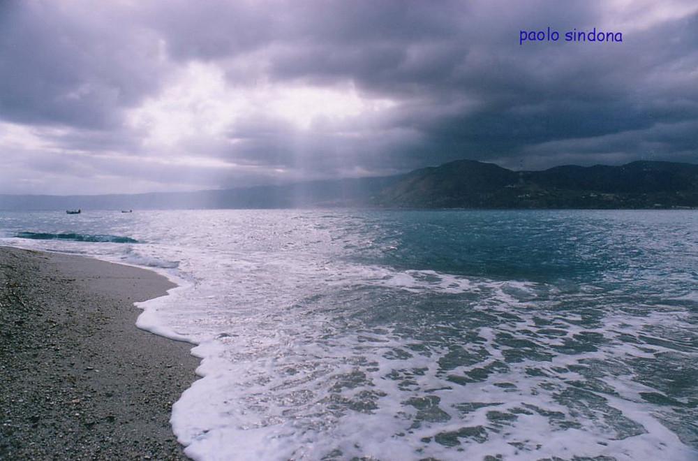 ... dentro sempre più dentro , dove il mare è mare ....