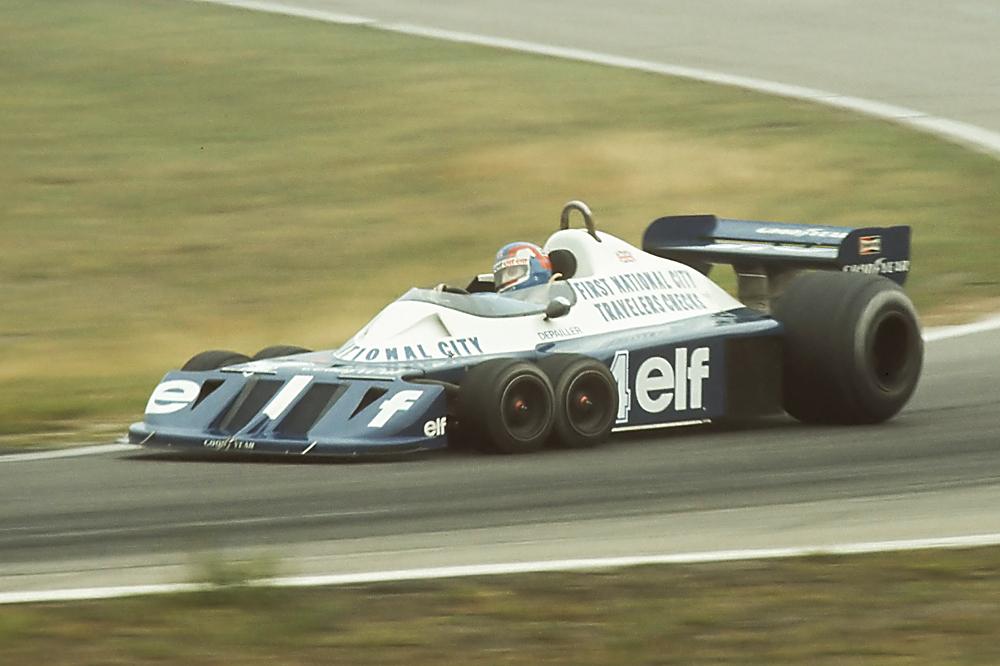 Depailler 1977 Hockenheim