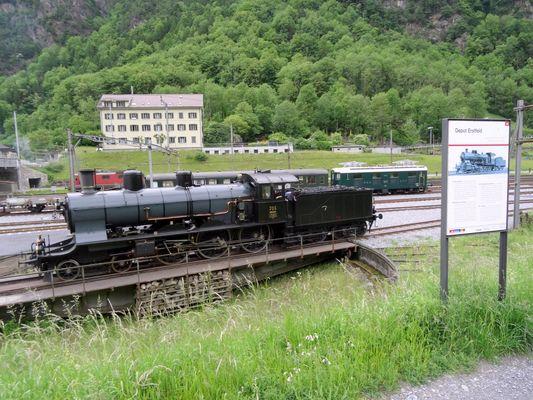 Depot Erstfeld