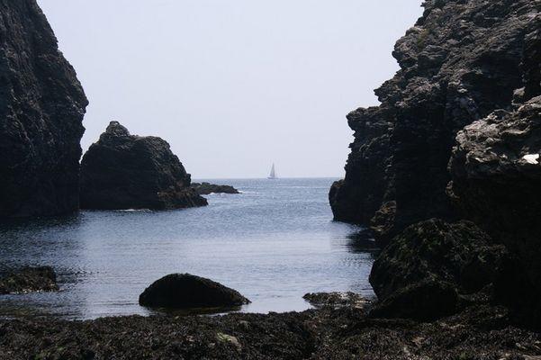 depuis belle-île-en-mer