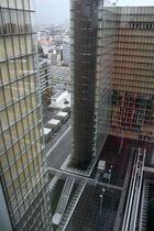 Depuis le dernier étage de la tour ouest de la TGB (4)