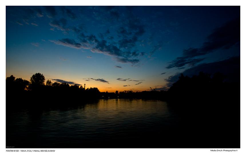depuis le fleuve Belaïa