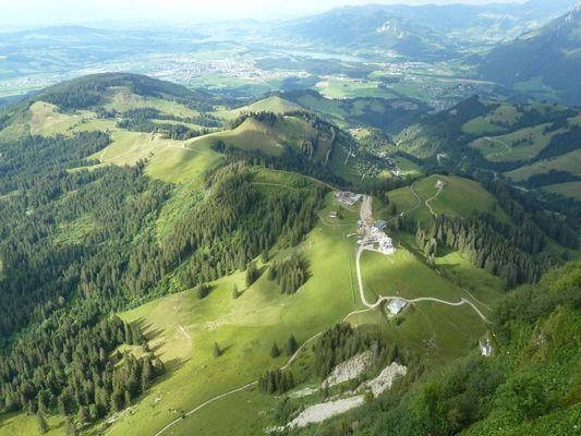 Depuis le Moléson (Fribourg)