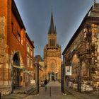 Der Aachener Dom als HDRI