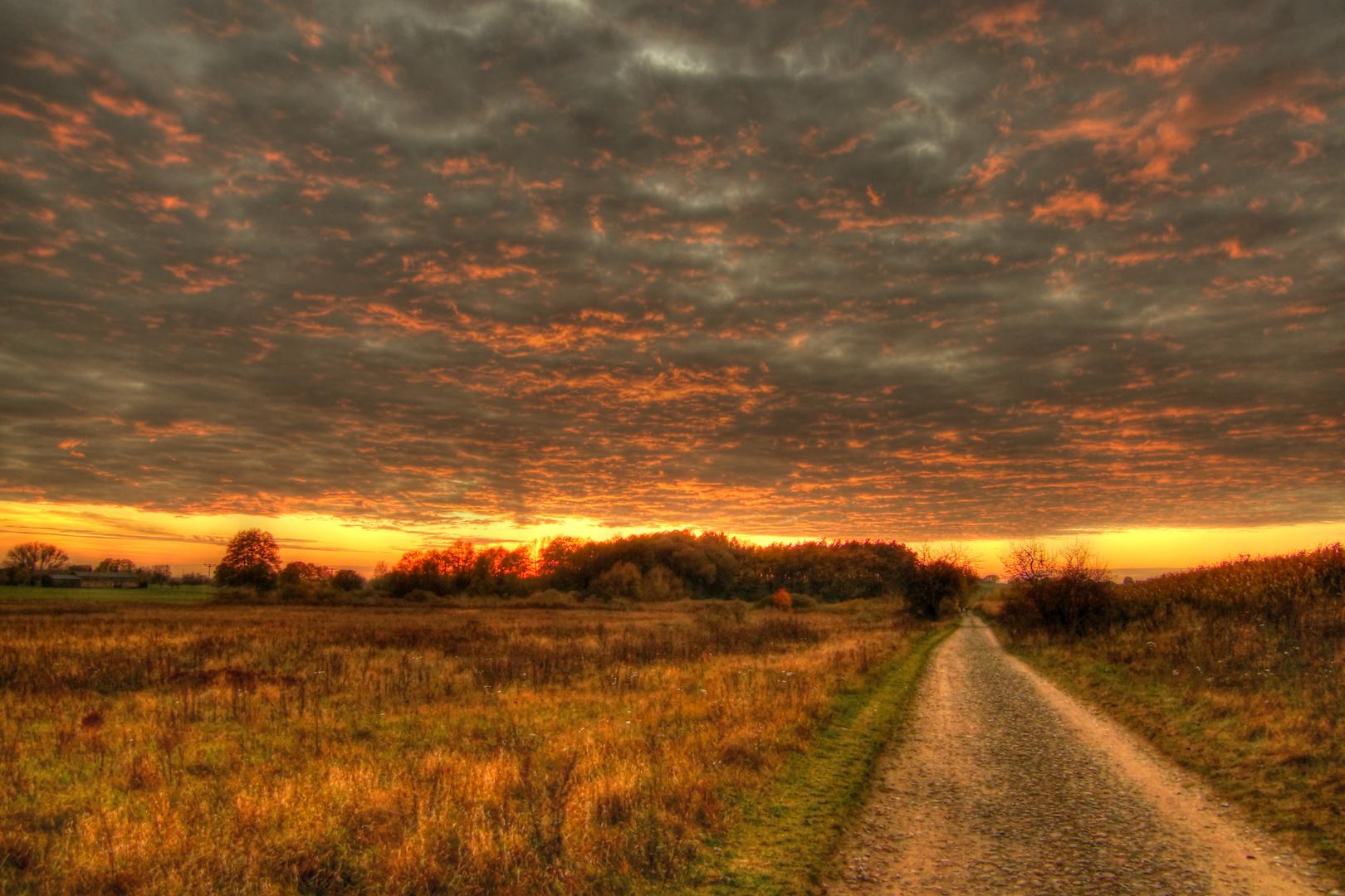 Der Abendweg