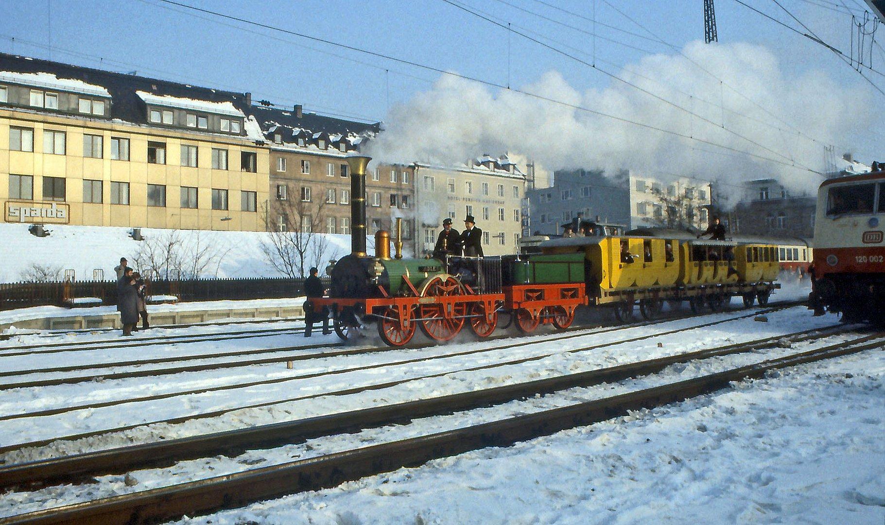"""Der Adler"" 150jähriges Jubiläum 1985 in Nürnberg"