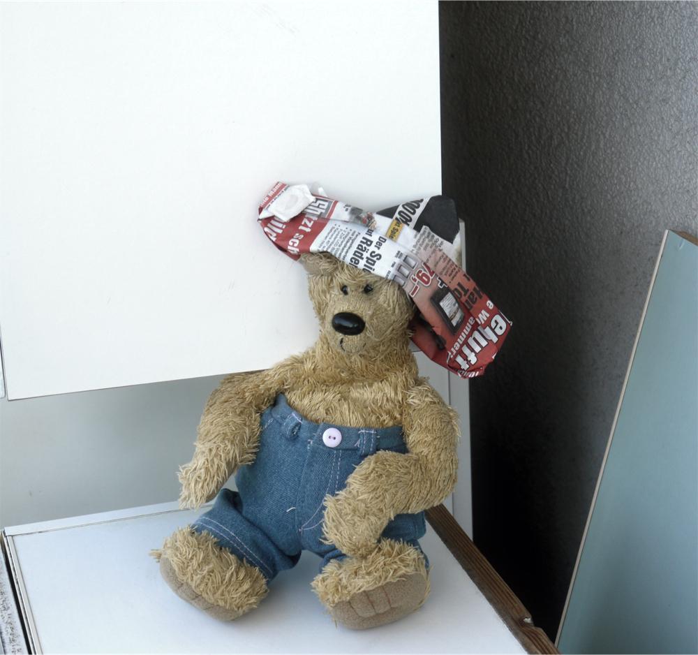 der Ärmste unter den Bären