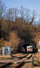 Der Albersweiler Tunnel