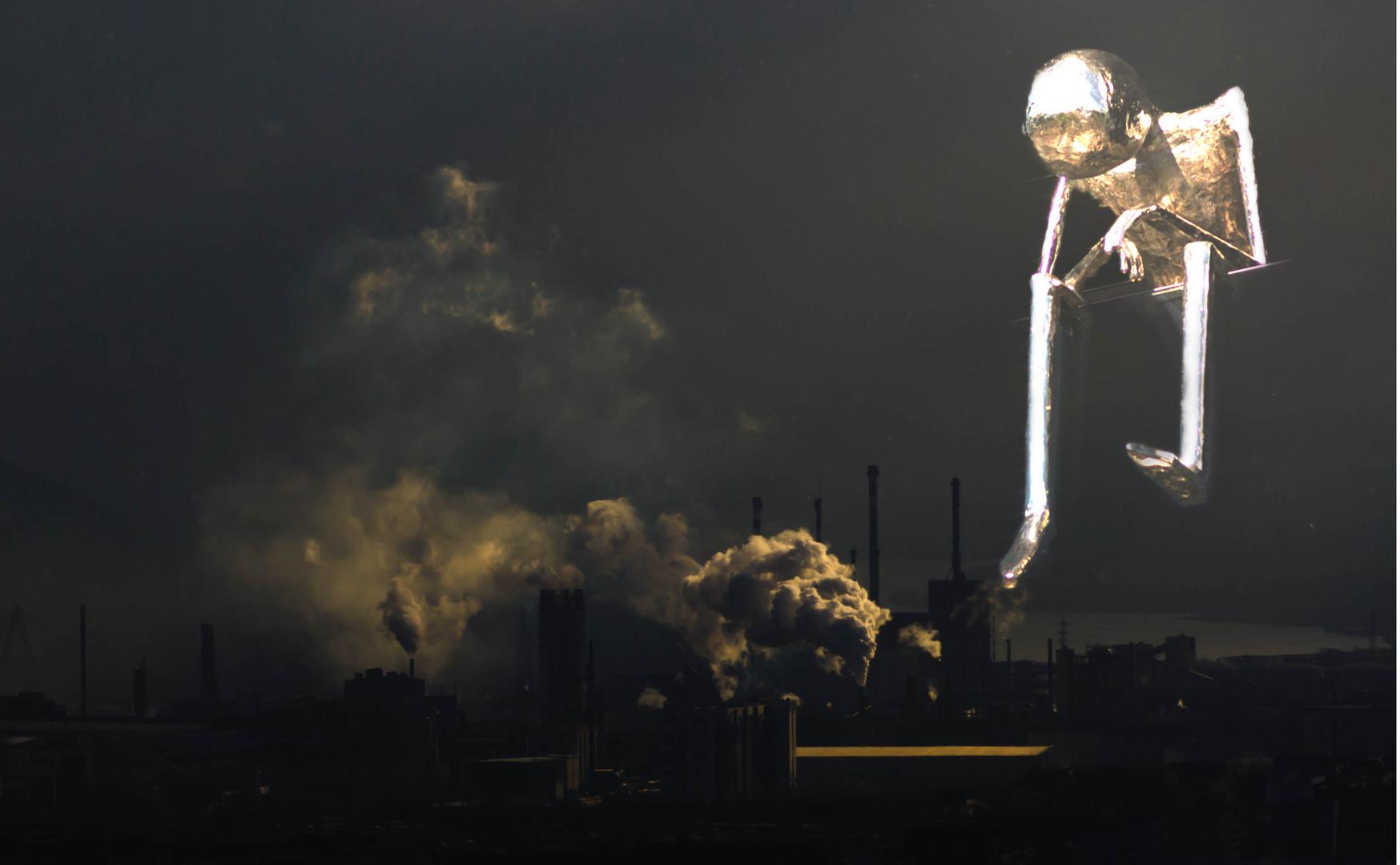 Der Alien entdeckt Linz (2)
