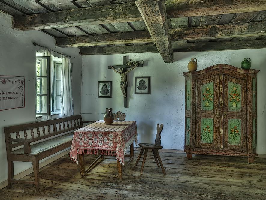 Der alte Bauernkasten