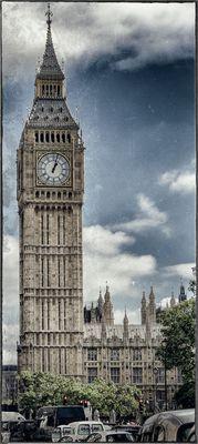 """der alte """"Big Ben"""""""