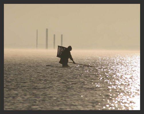 der alte Fischer und die Jagd nach der Meerjungfrau...