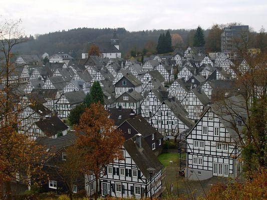 Der alte Flecken - Freudenberg - Siegerland