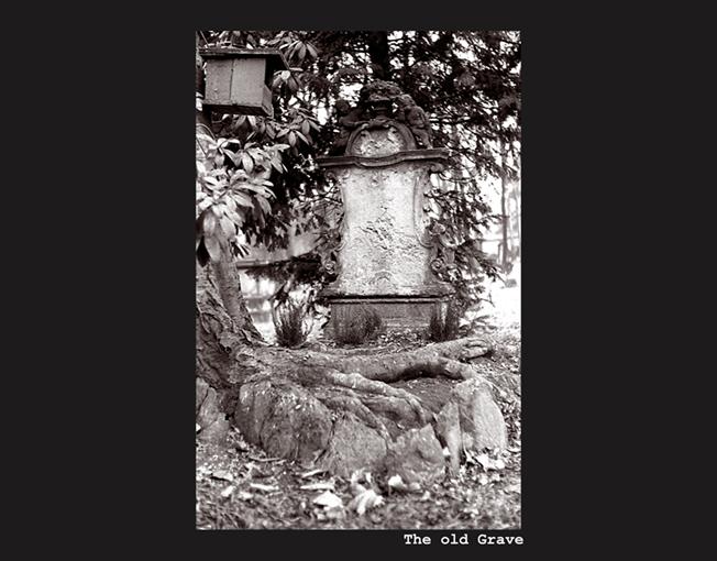 Der alte Grabstein
