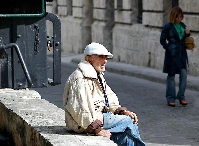 Der Alte in Havana