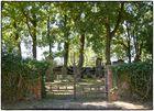 Der alte jüdische Friedhof von Groß Neuendorf