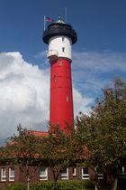 Der alte Leuchtturm von Wooge