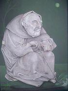 Der alte Mann        Johannes auf Patmos