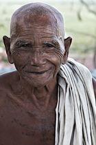 Der alte Mann und das Lächeln