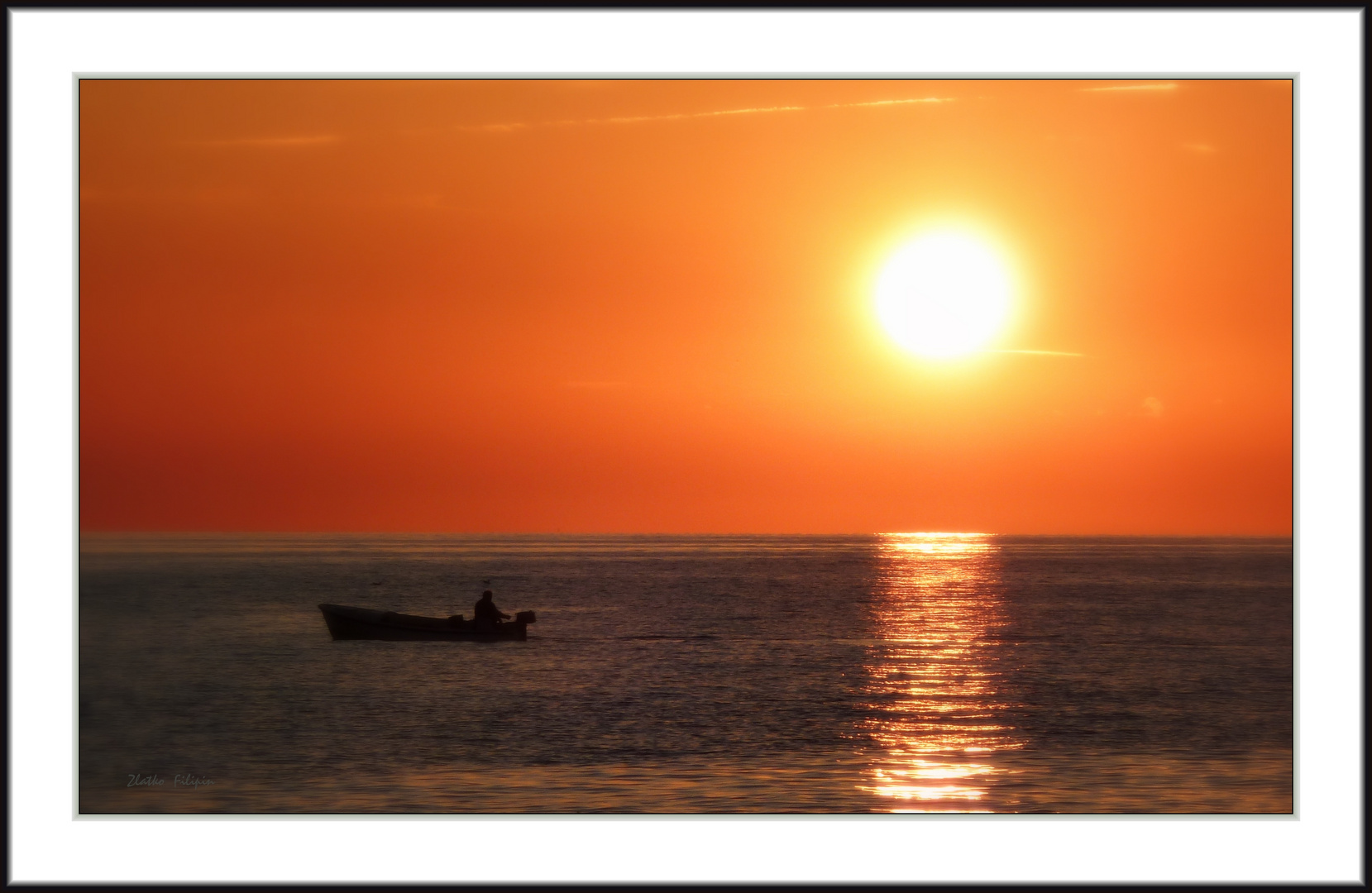 *** Der alte Mann und das Meer ***