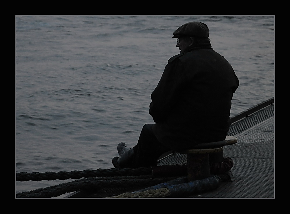 der alte Mann und das Meer ......