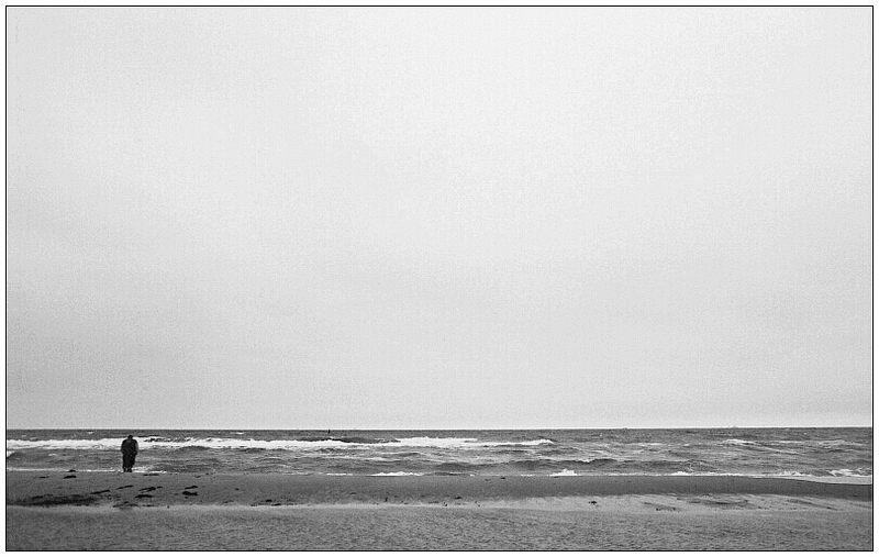 Der alte Mann und das Meer  -  oder: Ostsee II