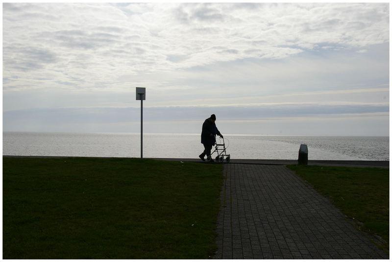 Der alte Mann und das Meer....im Jahre 2007