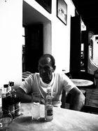 Der alte Mann und ..(die Bar)