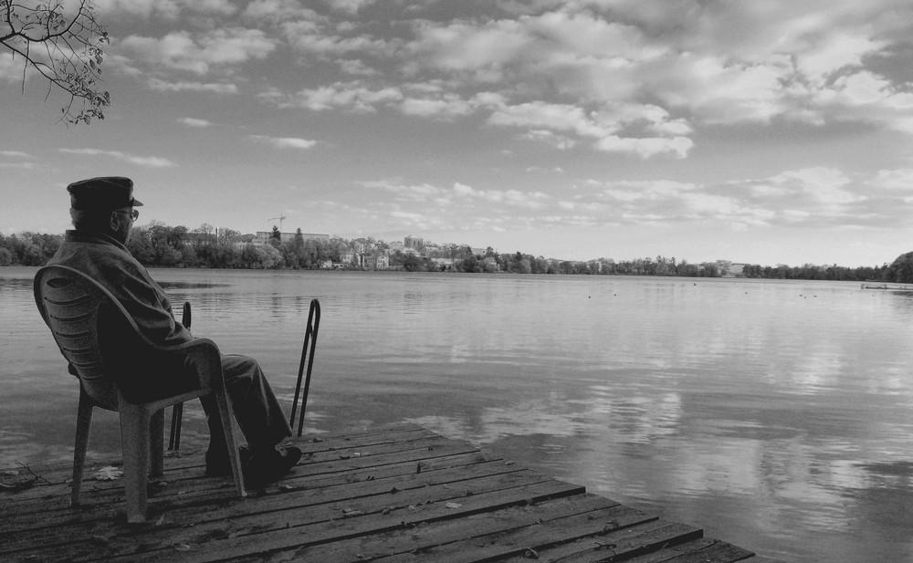 Der alte Mann und die See